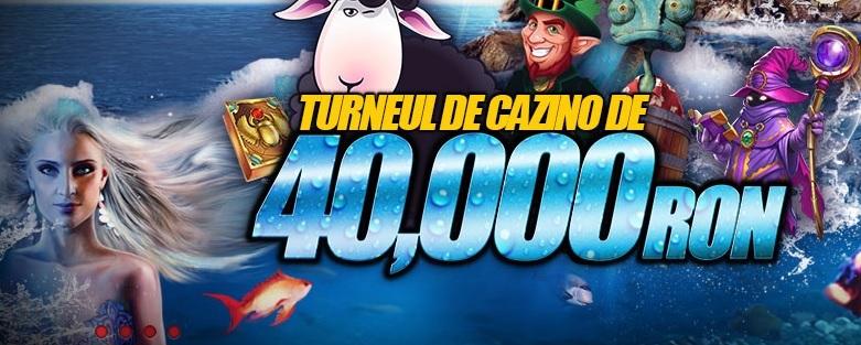 Turneu de Cazino Online de 40,000 RON la Winmasters
