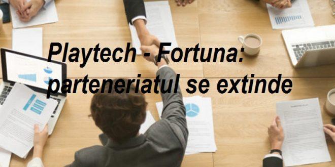 Playtech - Fortuna