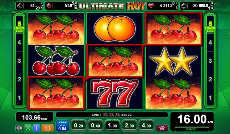 Ultimate Hot Casino