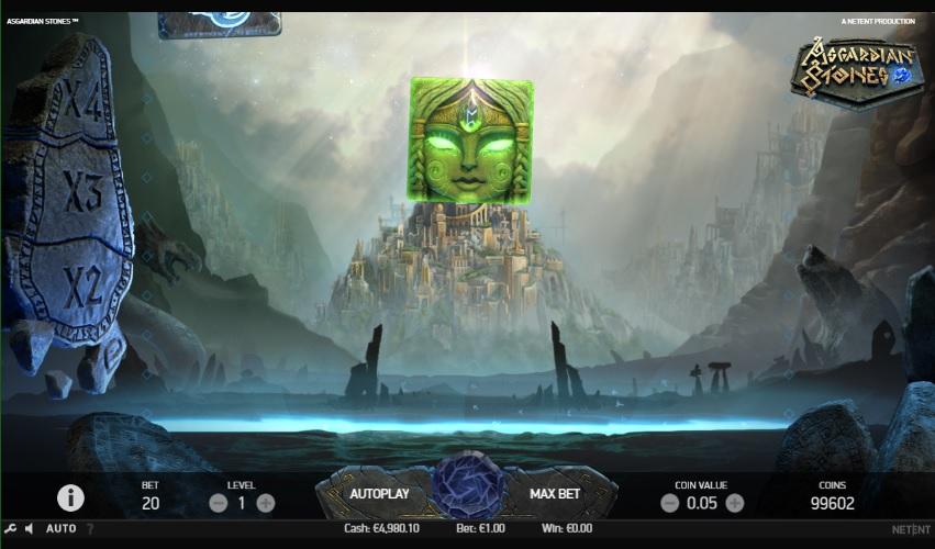 Cum am jucat Asgardian Stone la Admiral